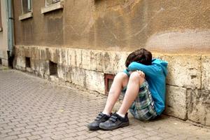 Jedes 5. Kind in Deutschland wächst in Armut auf.