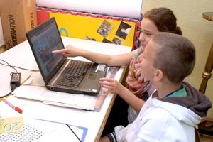 Das Deutsche Kinderhilfswerk setzt sich für einen kompetenten Umgang mit Medien bei Kindern ein.