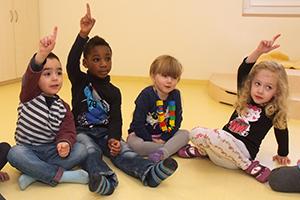 Kinder haben ein Recht darauf, sich zu beteiligen. Dies betrifft auch die Jüngsten in der Kita.