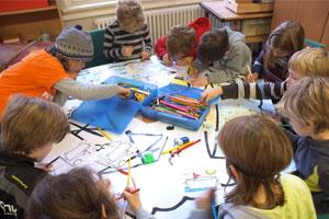 Das Deutsche Kinderhilfswerk fordert ein längeres gemeinsames Lernen.