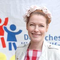Enie van de Meiklokjes ist Botschafterin des Deutschen Kinderhilfswerkes.