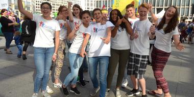 Der Kinder- und Jugendbeirat des Deutschen Kinderhilfswerkes