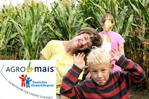 Die Firma Agromais unterstützt das Deutsche Kinderhilfswerk seit vielen Jahren in der Förderung von fairen Bildungschancen.