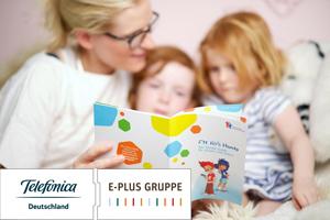 """Der Handy Guide """"Fit für´s Handy"""" für Kinder, Jugendliche und Eltern gibt viele Tipps, wie Kinder mit deinem Handy günstig telefonieren können, was Handys alles können und wie man sie sicher benutzt. Ein Produkt des Deutschen Kinderhilfswerkes in Kooperation mit E-Plus Gruppe."""