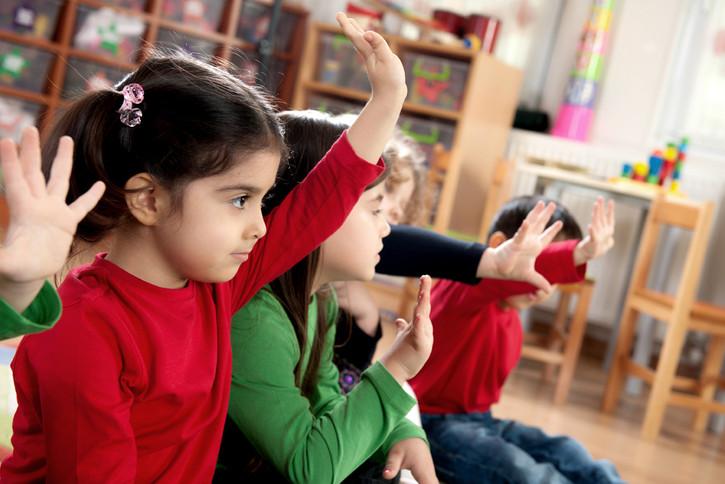 Das Deutsche Kinderhilfswerk setzt sich für Kinderrechte in Kita und Schule ein.