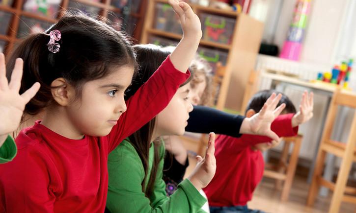 Das Deutsche Kinderhilfswerk vermittelt Kinderrechte in Kita und Schule.