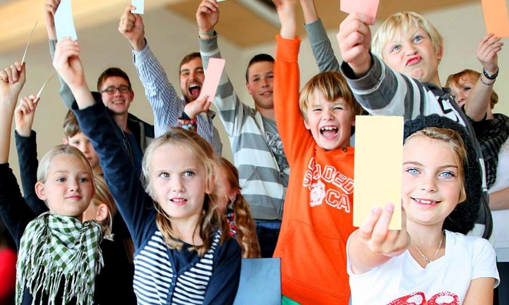 Das Deutsche Kinderhilfswerk setzt sich für die Absenkung des Wahlalters ein.