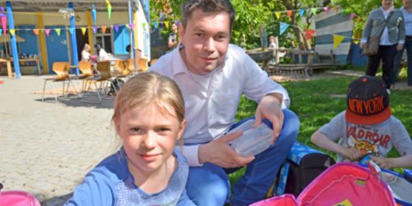 Unternehmen können das Deutsche Kinderhilfswerk unterstützen.