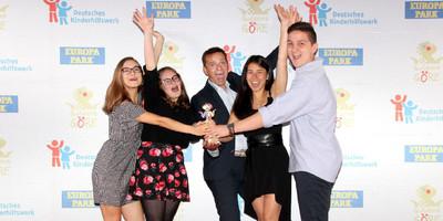 """Projekt """"Generation Z"""" aus Bonn gewinnt Goldene Göre des Deutschen Kinderhilfswerkes"""
