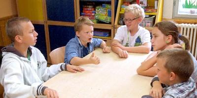Das Deutsche Kinderhilfswerk setzt sich für die Beteiligung von Kindern ein.
