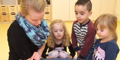 """Das Projekt """"bestimmt bunt"""" soll im Kita-Alltag ein Miteinander fördern, in dem Vielfalt wertgeschätzt wird und das Kinder aktiv mitgestalten können"""