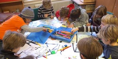 Das Deutsche Kinderhilfswerk fördert ein längeres gemeinsames Lernen.