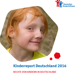 Kinderreport Deutschland 2016