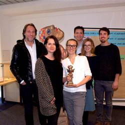 Die Jury der Goldenen Göre 2017