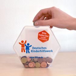 Das Deutsche Kinderhilfswerk finanziert sich fast ausschließlich aus privaten Spenden.