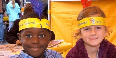 Fördermitglieder des Deutschen Kinderhilfswerkes sind eine wichtige Hilfe für Kinder in Deutschland.