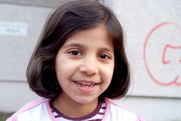 Helfen wir Flüchtlingskindern in Deutschland. Spenden Sie dem Flüchtlingskinderfonds des Deutschen Kinderhilfswerkes.