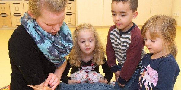 """Das Modellrojekt """"bestimmt bunt"""" soll im Kita-Alltag ein Miteinander fördern, in dem Vielfalt wertgeschätzt wird und das die Kinder aktiv mitgestalten können."""