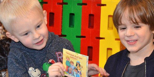 In unserer Pixi-Buchreihe für Kitas verdeutlichen wir ganz spielerisch jeweils ein Kinderrecht.