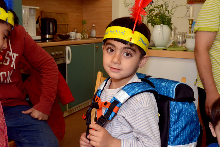 Neben dem Projekt Huckepack fördert das Deutsche Kinderhilfswerk bundesweit viele weitere Maßnahmen, die geflohenen Kinder und Jugendlichen dabei helfen, sich zu integrieren.
