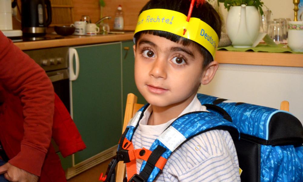 Für eine gelungene Integration: Unterstützen Sie Flüchtlingskinder