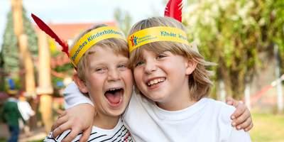 Die Beachtung und Umsetzung der Kinderrechte ist einer der Schwerpunkte des Deutschen Kinderhilfswerkes.