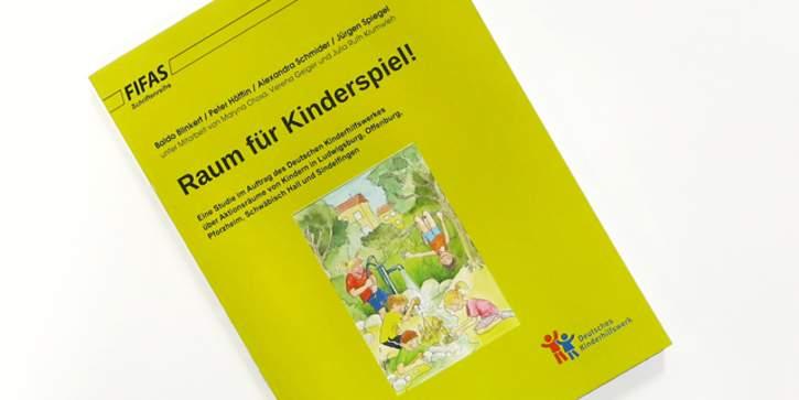 Eine Studie im Auftrag des Deutschen Kinderhilfswerkes über Aktionsräume von Kindern in Ludwigsburg, Offenburg, Pforzheim, Schwäbisch Hall und Sindelfingen.