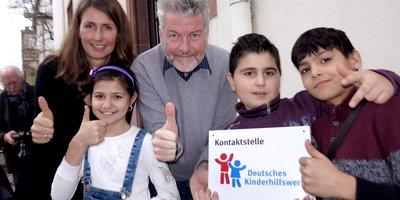 Das Deutsche Kinderhilfswerk hat in Frankfurt am Main das Internationale Kinderhaus als seine deutschlandweit 34. regionale Kontaktstelle eröffnet.