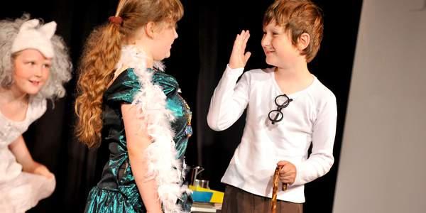 Das Deutsche Knderhilfswerk fördert bundesweit Kinderkultur-Projekte, um so ein Stück Bildungsgerechtigkeit zu fördern.