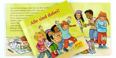 Das Pixi-Buch macht bereits Kinder im Kita-Alter und ihre Eltern auf die Kinderrechte aufmerksam und befasst sich mit dem Thema Kinderarmut.