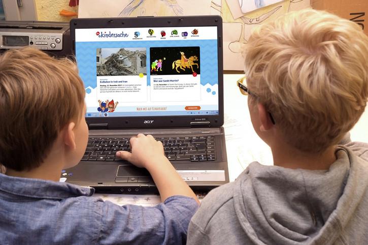 kindersache.de - die Kinder-Webseite des Deutschen Kinderhilfswerkes.
