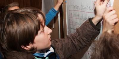 Bundesweit unterstützt das Deutsche Kinderhilfswerk Projekte und Initiativen zu Kinderpolitik, Spielräumen, Medienkompetenz und Kultur für Kinder.