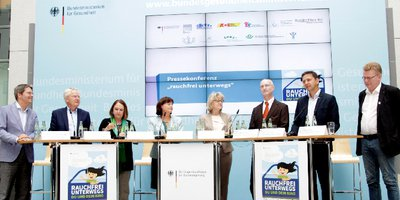 Deutsches Kinderhilfswerk unterstützt Aktion der Drogenbeauftragten zum Schutz von Kindern vor Passivrauchen.