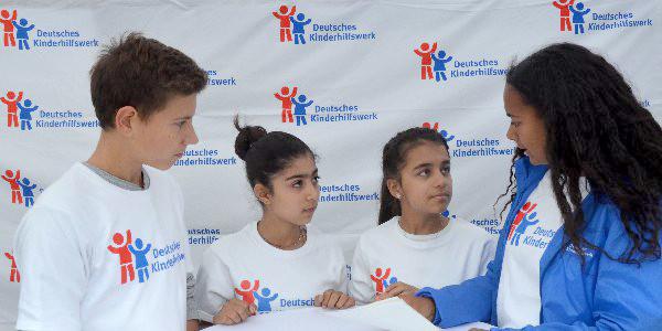 Unser Kinder- und Jugendbeirat hat mit Kindern gesprochen, die aus Afghanistan und Guinea nach Deutschland geflüchtet sind.