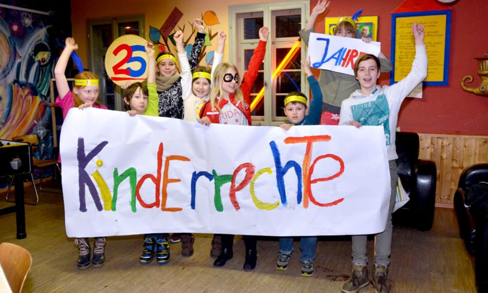 25 Jahre Kinderrechte in Deutschland